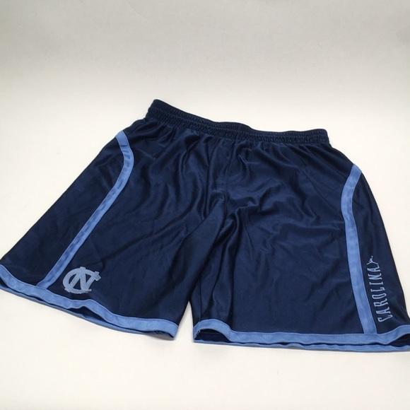 NWT Nike Air Jordan UNC North Carolina Tarheels Athletic Shorts Size S